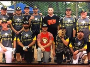 2019 Local 193 Softball Team